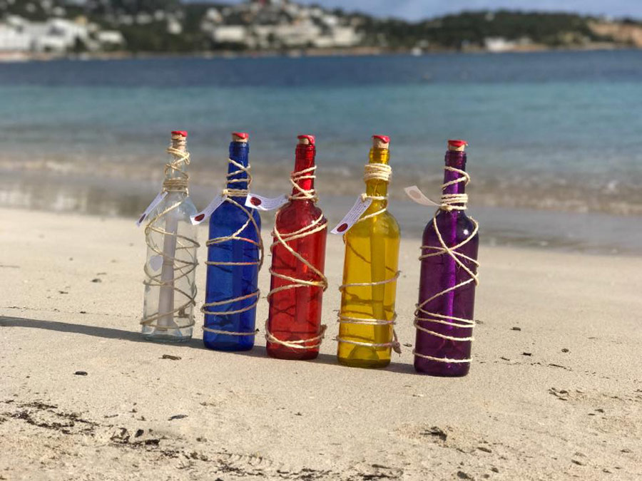 La Botella de Nur, Regalos Originales en Ibiza