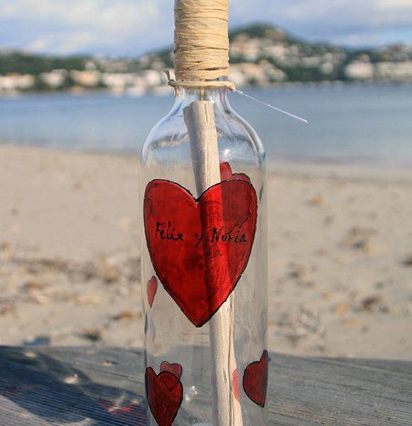 Regalos originales en San Valentín en La Botella de Nur