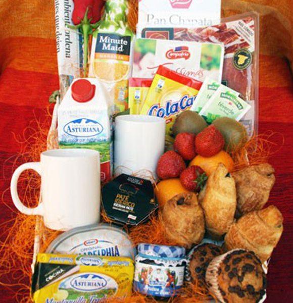 Desayunos a Domicilio en la Isla de Ibiza