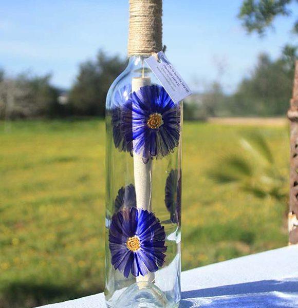 La Botella de Nur - Envía tu mensaje en una botella decorada a mano