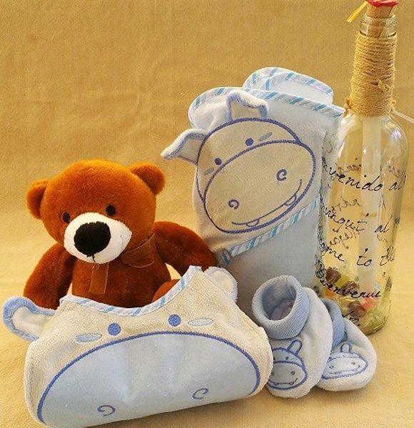 Regalos de Nacimiento Originales en La Botella de Nur