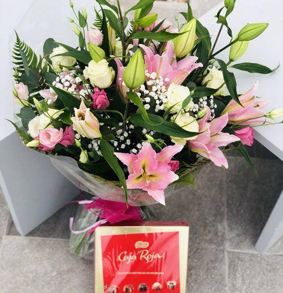 Envíos de flores en toda España