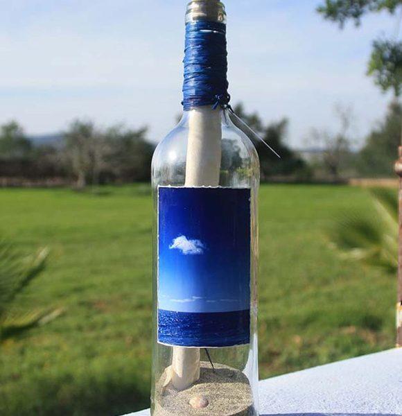 La Botella de Nur - Tu mensaje en una botella