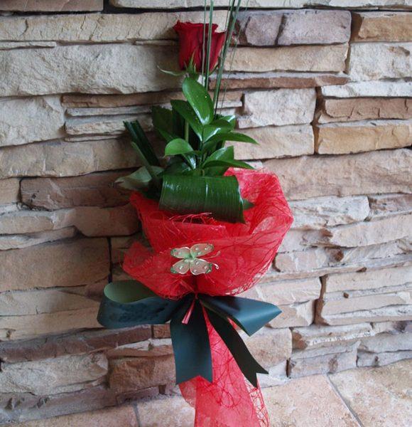 Envía rosas con La Botella de Nur