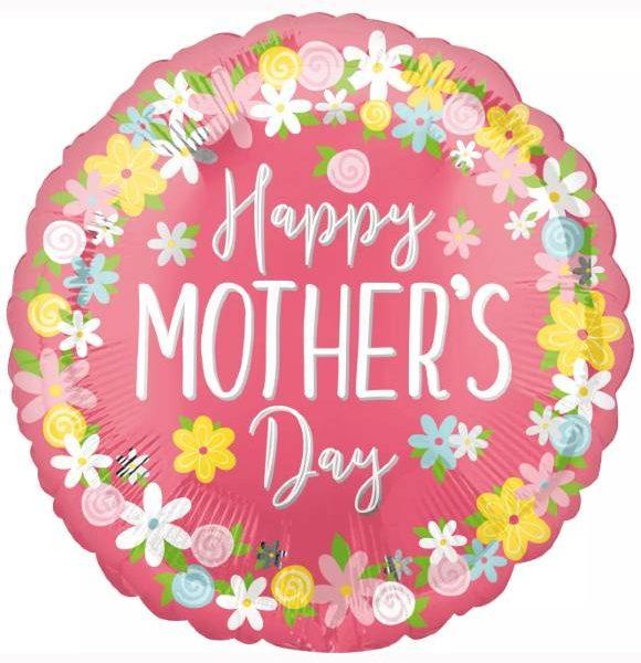 globo de helio especial dia de la madre